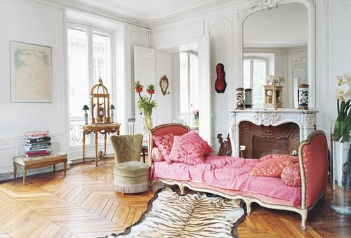 Erin Fetherston's Paris Home