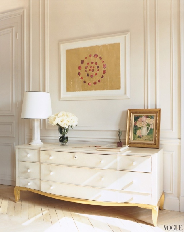 More from L'wren Scott's Parisian Home
